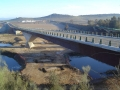 "Bridge over river ""Guadiana"""