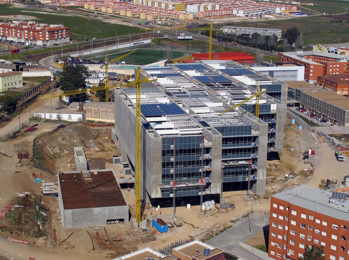 New Headquarters in Mérida