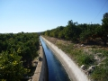 Channel to Water Supply