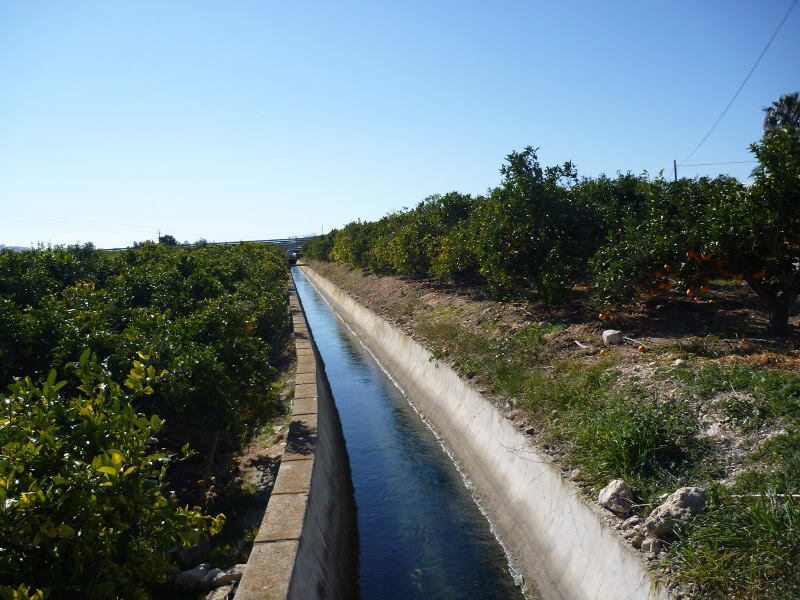 Water Channel