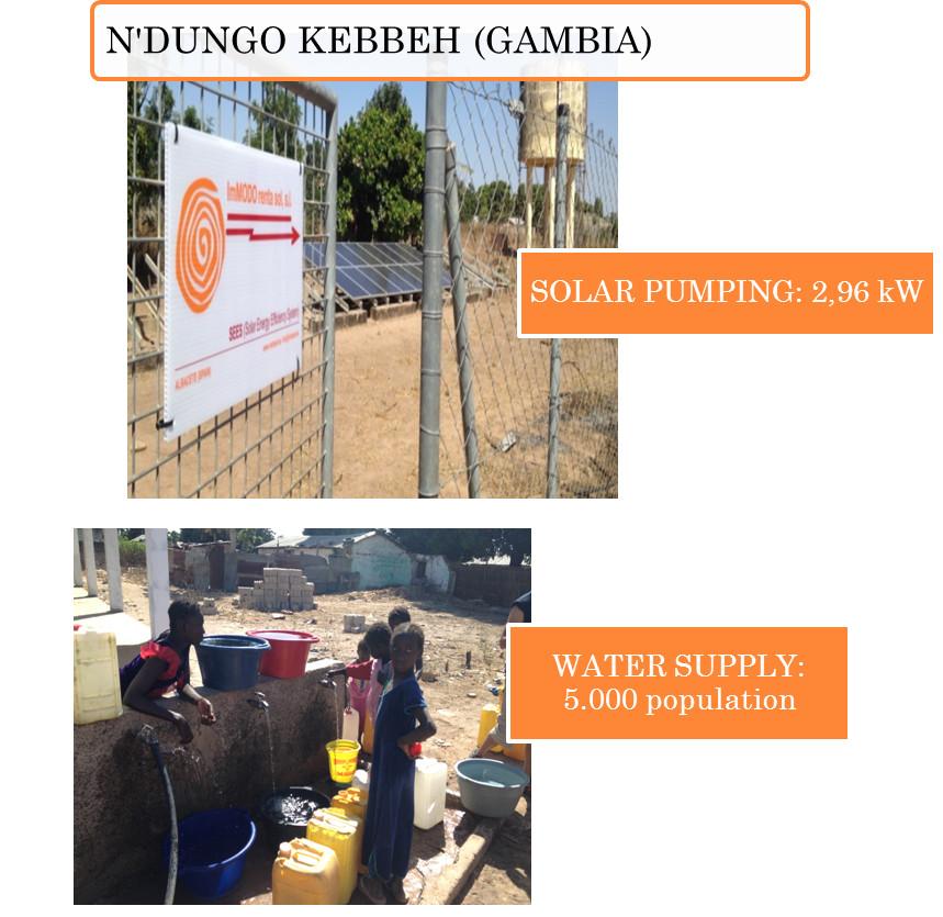 N'DUNGO KEBBEH (Gambia)