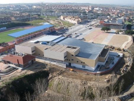 "Sports Center ""La Dehesa"""