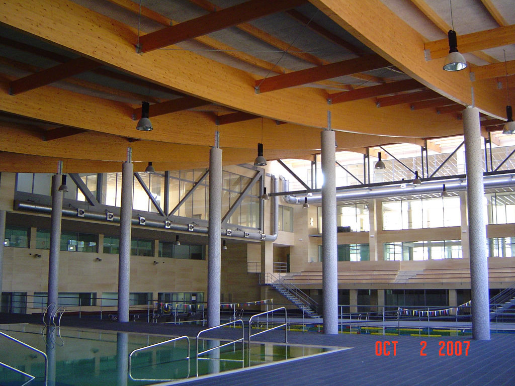 "Sport Centre ""La Dehesa"""