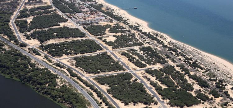 New Housing Estate in Mazagón, Huelva (Spain)