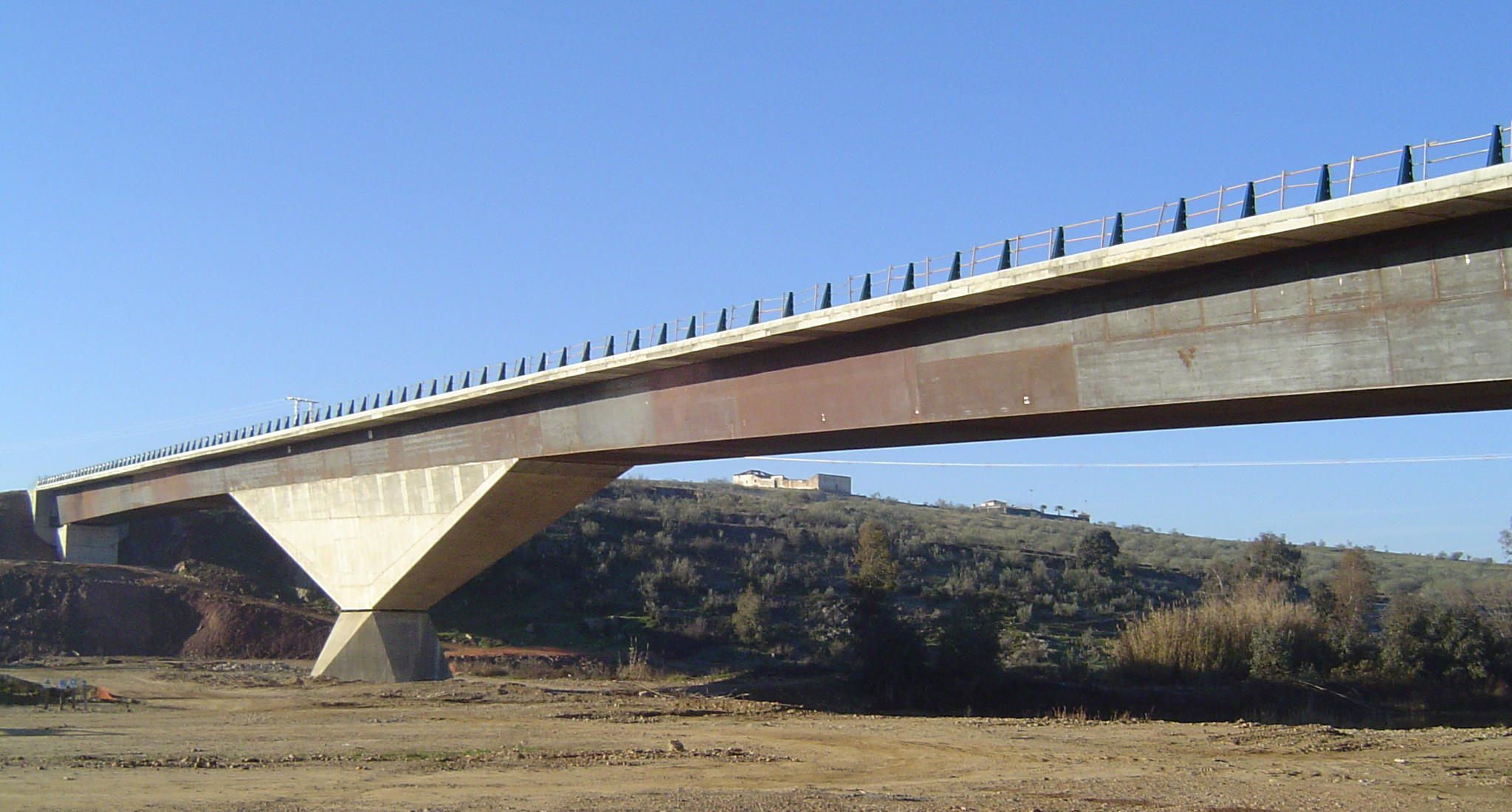 CONSTRUCTION OF BRIDGES AND ROADS
