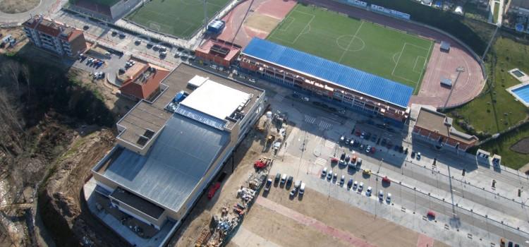 "Construction of the Sport Centre ""La Dehesa"" in Arroyomolinos, Madrid (Spain)"