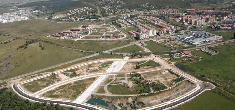 "New Housing Estate ""El Junquillo"", in Cáceres (Spain)"